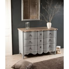 Decoration Gris, Dresser, Sweet Home, Vanity, Inspiration, Furniture, Home Decor, Bilbao, Styles