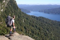 New Zealand Hiking -The Mecca OfHiking Trails Waikaremoana Track http://newzealandwalkingtours.com/new-zealand-hiking/ #newzealandhikingtours #newzealand #travel