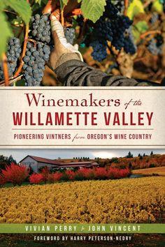Went wine tasting in the Willamette Valley Oregon!