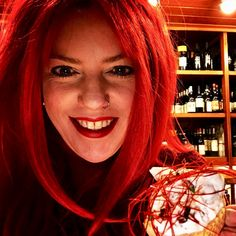 Maya's own cicchetto named in honor of her red hair. Walking Tour, Red Hair, Maya, Venice, Tours, Places, Food, Red Hair Weave, Meal