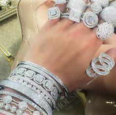 #diamond #brcacelets #rings #pirlanta