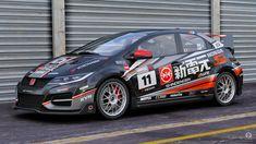 2015 Honda Civic Type R Racer by dangeruss