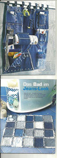 Qu'est-ce que peut être faite de vieux jeans / jeans Altération / SECOND STREET