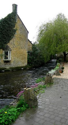 In The Cotswolds, Cheltenham, England