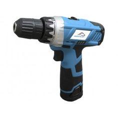 Aku vŕtačka FERAX FBS 1013, vŕtací skrutkovač Hand Tools, Drill, Electric, Hole Punch, Drills, Drill Press