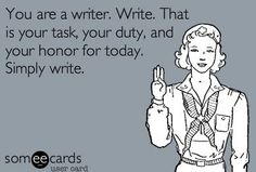 #WriteNow