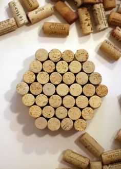 wine-cork-trivet - need to drink more wine for more corks ;-)
