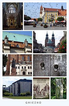 Gniezno, Poland - first capital of Poland