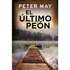 peter may: Libros Peter May, Tapas, Railroad Tracks, Australia, Poster, Amazon, Natural, Products, Police Officer