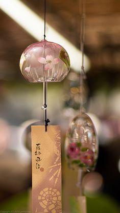Fuurin-ichi: Sakura wind chime | by gemapozo