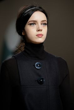 High & Mighty: How Turtleneck Layers Took Over the Fall Runways - Gallery - Style.com