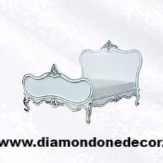 """Tiffany"" Fabulous Baroque French Provincial Rococo Victorian Bed  2,195 Rococo Furniture, Bedroom Furniture, Magical Bedroom, Victorian Bed, French Provincial Furniture, Carpentry Skills, Bed Frame, Baroque, Tiffany"
