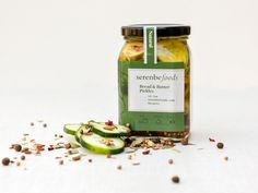 Serenbe Foods on Behance