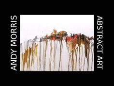 Abstract Painting Techniques Tutorial with Andy Morris #41 - YouTube