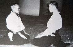 O Sensei and Kisshomaru