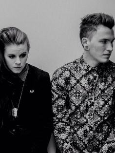 pvris.  Alex Babinski and Lynn Gunn