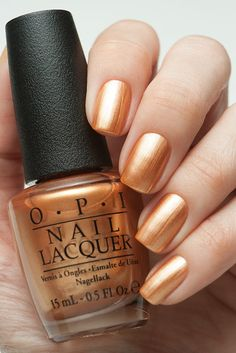 OPI NL N41 OPI with a Nice Finn-ish