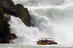 The Mystery of Missing Waters – On The Road Again Rhine Falls Switzerland, Best Of Switzerland, Places In Switzerland, Switzerland Tourism, Zermatt, Grindelwald, Largest Waterfall, Stuttgart Germany, Excursion