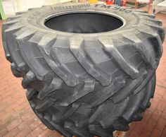 Paar Traktorreifen 710/75 R 42 Trelleborg TM 900 High Power