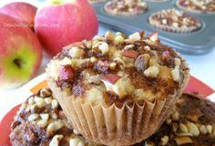 Grain-Free Apple Muffins