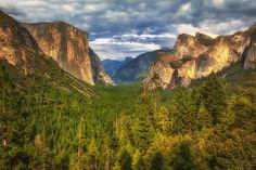Yosemite Valley, California, USA    The Planet D