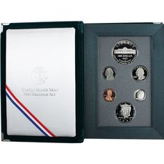 1997 S Prestige Proof Set Set Uncirculated -- Read more reviews of the product by visiting the link on the image.