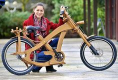 Oliver Wooden Bikes | The GearCaster