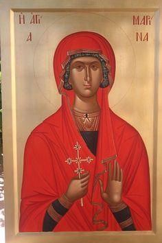 Φωτογραφίες του χρήστη ИКОНОПИСНЫЙ ПОДЛИННИК – 8,793 φωτογραφίες | VK Byzantine Icons, Byzantine Art, St Margaret, Orthodox Icons, Mona Lisa, Saints, Female, Artwork, Lord