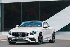The V8-powered S63 AMG isn't the only AMG option