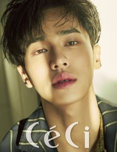 BEAST's Lee Gi Kwang Sheds Boy-Next-Door Image in Ceci Pictorial