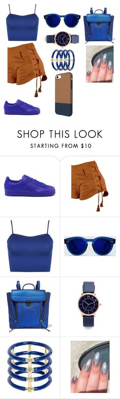"""Look BTNY 17"" by kimlaysa on Polyvore featuring moda, adidas, WearAll, 3.1 Phillip Lim, Marc Jacobs e Elizabeth and James"