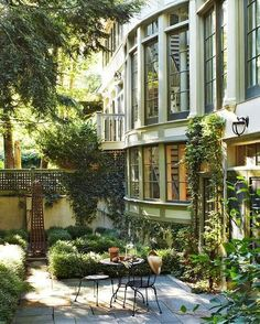 Soothing Courtyard