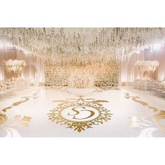 Planning by Paula Laskelle of Champagne Taste and florals by White Lilac. Dance Floor Wedding, Wedding Stage, Wedding Themes, Wedding Designs, Wedding Reception, Wedding Venues, Wedding Decorations, Wall Decorations, Luxury Wedding