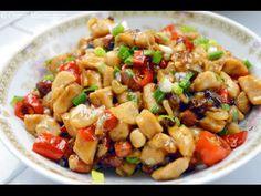 Chinese Kong Bao Chicken (www.China-Memo.com)