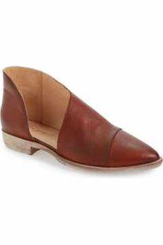 b306e96e8c4 Free People  Royale  Pointy Toe Flat (Women)