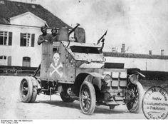 1919 Peugeot М1915