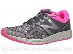 New Balance Fresh Foam Zante Women's Shoes Grey/Pink