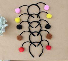 Enfant enfants adultes balle coccinelle Fly Ant Bee Costume antenne bandeau coiffure