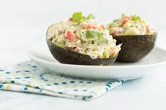Recipe: Skinny Avocado Tuna Salad