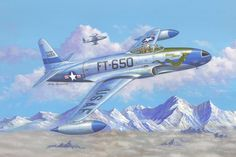 The Hobby Boss 1/48 US F-80C Shooting Star Model Kit from the plastic aircraft model kits range accurately recreates the first real life operationally used Korean war era US jet fighter.   https://www.wonderlandmodels.com/products/hobby-boss-148-us-f-80c-shooting-star-model-kit/