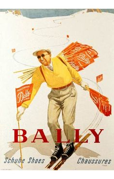 setting the race course - Bally Boots