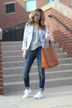 Casual chic weekend