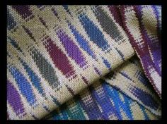 Double Weave Fabric, Pearl Cotton, 2010