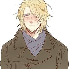France looks BEAUTIFUL in this picture. He also appears to be cosplaying Sherlock for some odd reason.