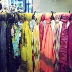 textile display