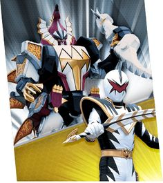 Power Rangers Megazord Madness | Vote for your favorite Power Ranger Zords of all time!