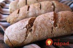 Zdravé bagetky, ktoré pripravíte obľúbenou hrnčekovou metódou. Najlepšie chutia ešte teplé!