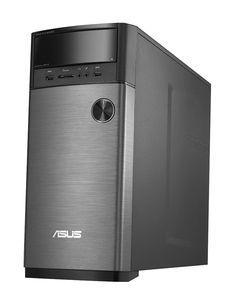 ASUS M12AD-IT008S Desktop PC, Processore Intel Core i5 4460, RAM 8 GB, Hard Disk 1 TB, Nvidia Geforce GT 720 2 GB, Nero/Antracite: Amazon.it: Informatica