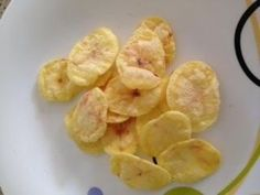 Homemade Salt and Vinegar Chips recipe