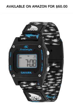 502ed48662b68 Freestyle Shark Mini Clip Shark School Unisex Watch ◇ AVAILABLE ON AMAZON  FOR   60.00 ◇
